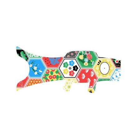 予約商品☆ユーノイア限定色☆Madame MO MINI JO KOINOBORI - マダムモー こいのぼり(XSサイズ/ミニジョー)